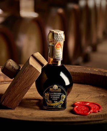Vinaigre balsamique traditionnel DOP (AOP)
