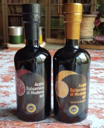 Vinaigre balsamique de Modène IGP - Normal et plus de 3 ans