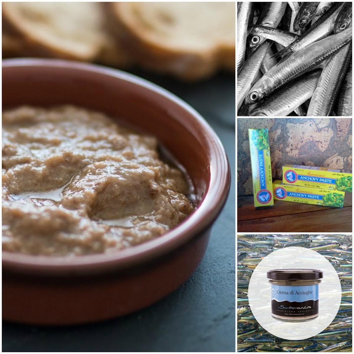 Crème d'anchois.