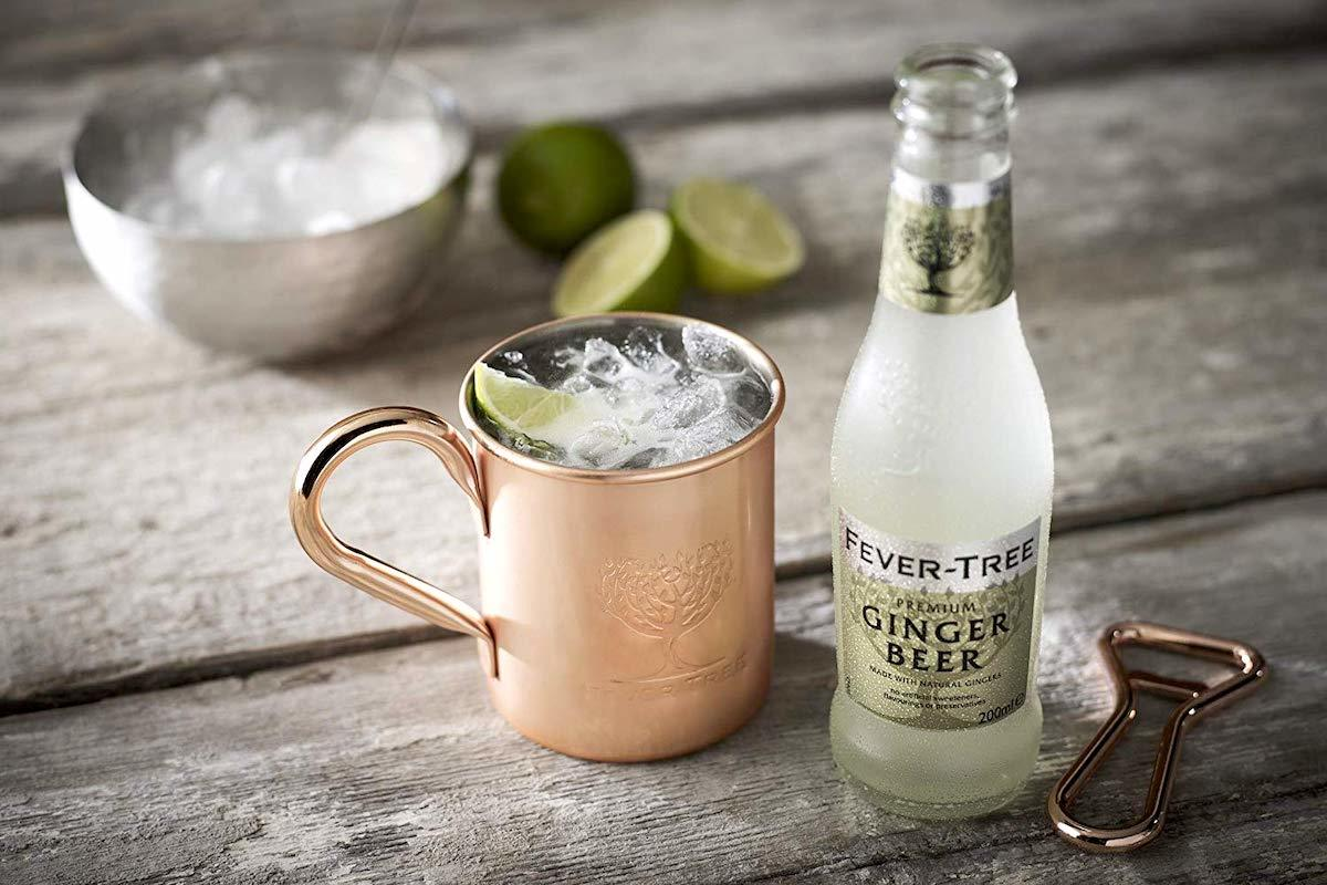 Ginger beer Fever Tree