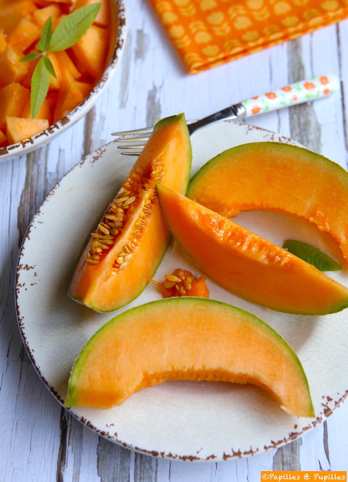 Melon IGP du Haut Poitou