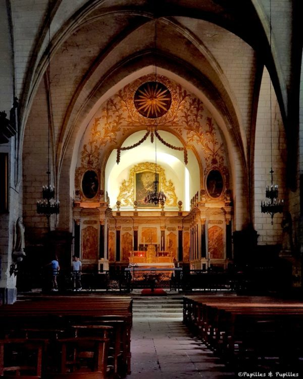 Saint Cyprien, église