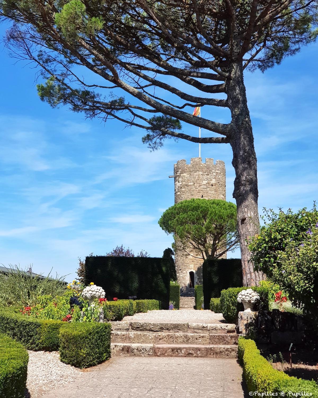 Tour César - Château de Turenne