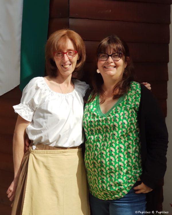 Avec Corinne, les Tabliers gourmands
