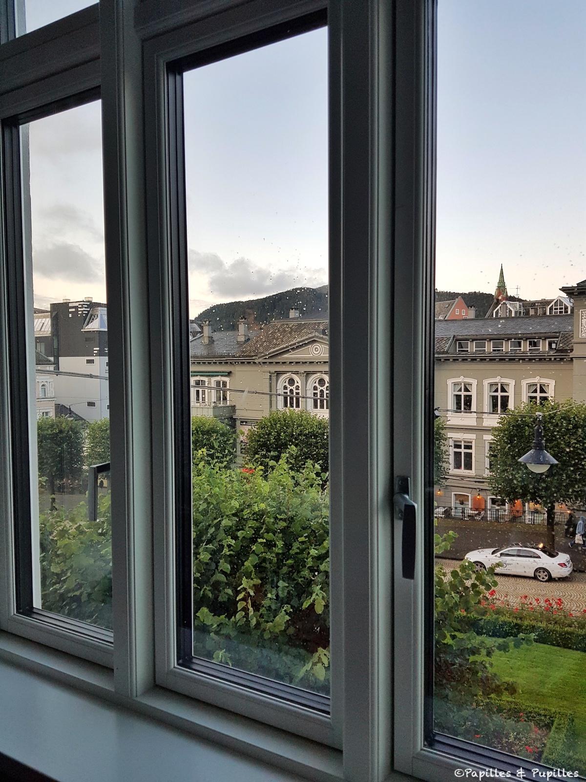 Bergen - Hôtel