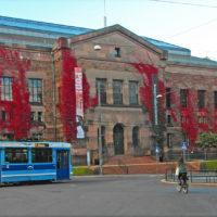 Bibliothèque nationale, Oslo ©Tord_Baklund