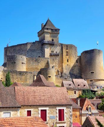 Castelnaud la Chapelle - Village