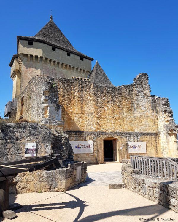 Château de Castelnaud la Chapelle