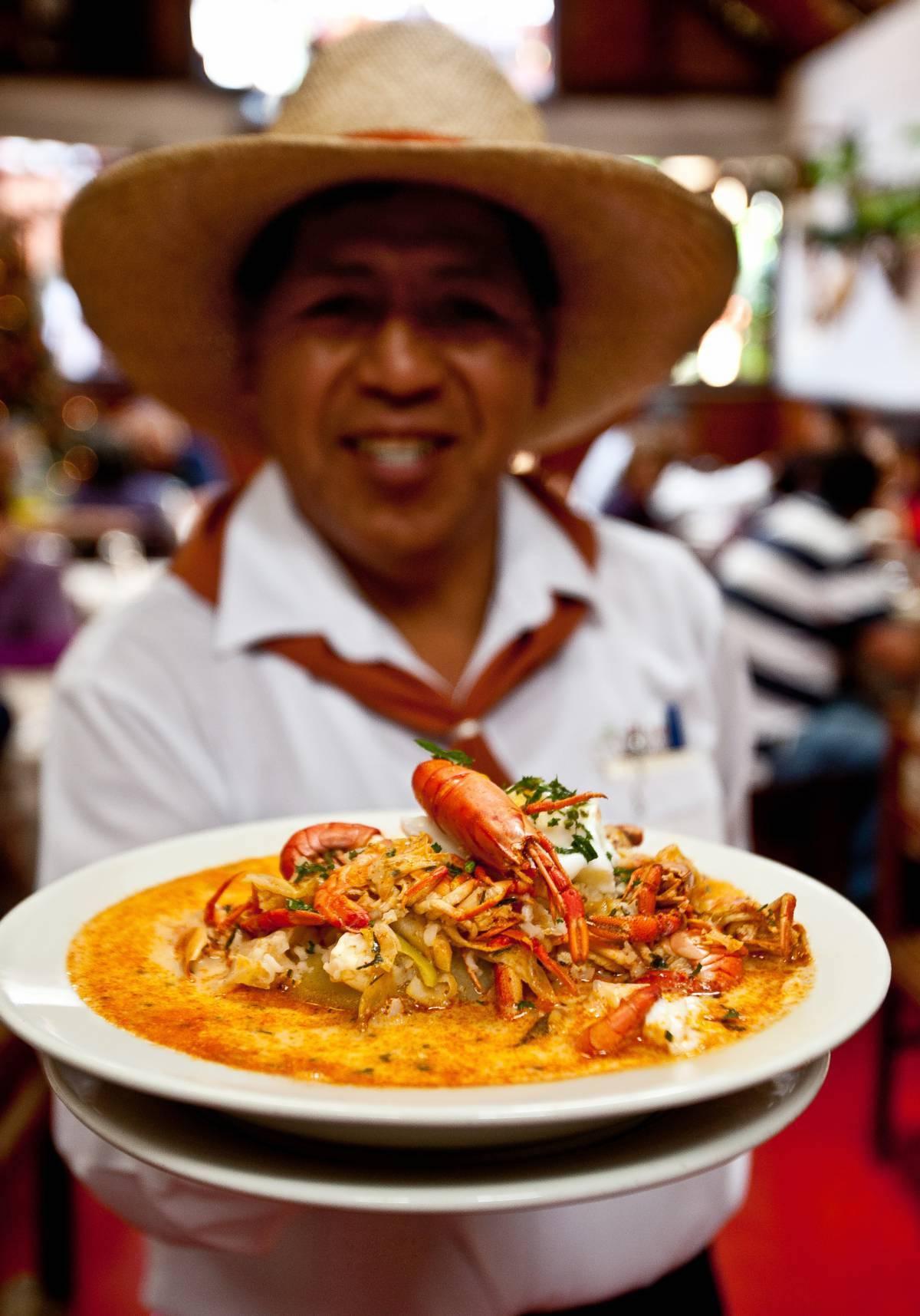 Chupe de Camarones. ©Promperu