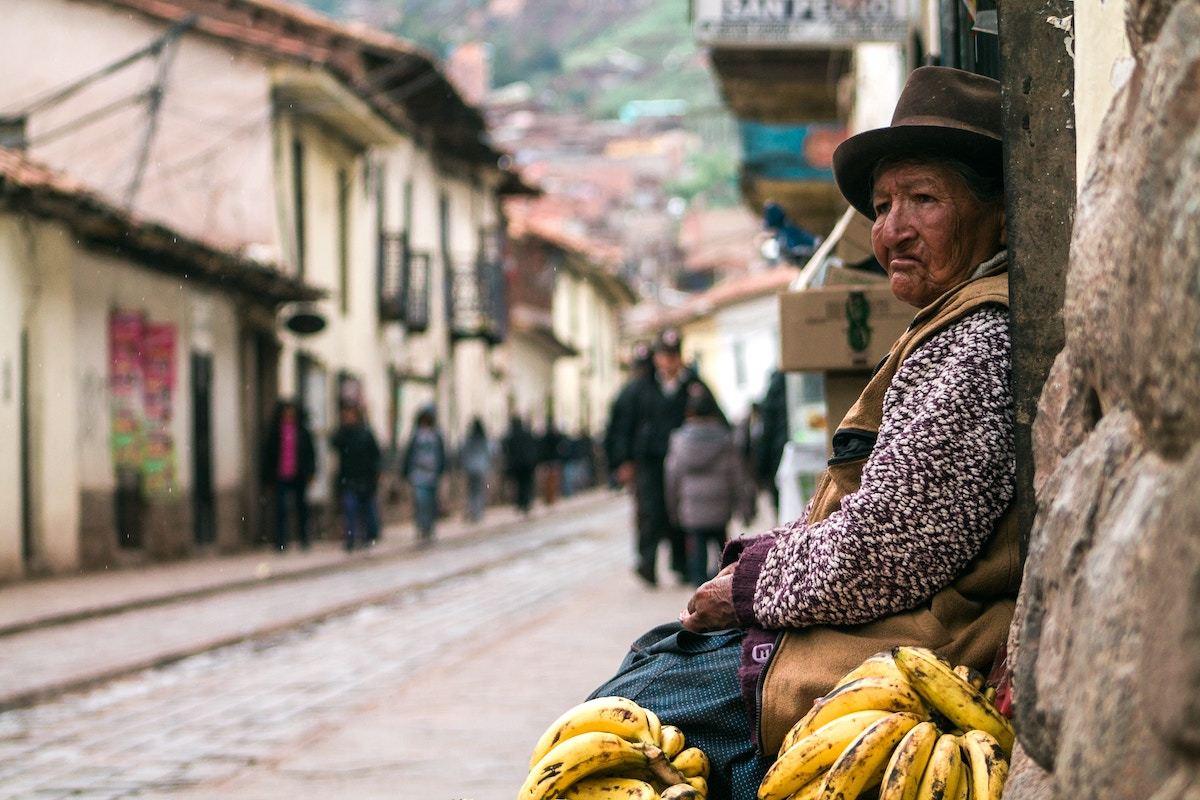 Cusco ©peter-hershey -unsplash