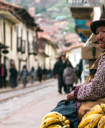 Cusco ©peter-hershey -unsplash