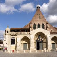 Eglise Saint Ayoul - Provins ©Pline CC BY-SA 3.0