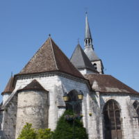 Eglise Sainte Croix Provins ©Reinhardhauke CC BY-SA 3.0