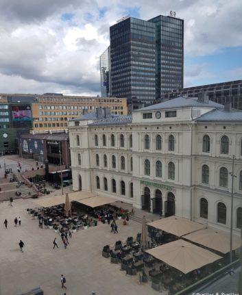 Gare d'Oslo