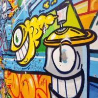 Graffiti - Grünerløkka