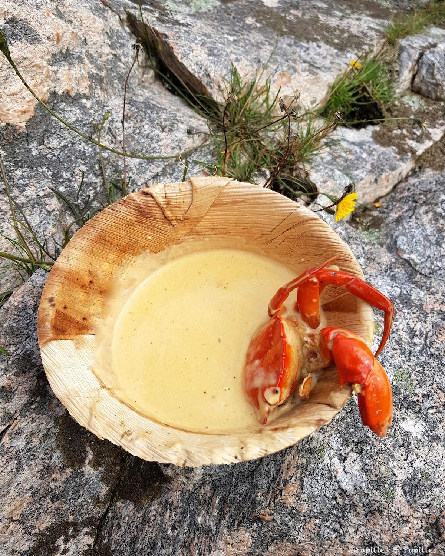 La soupe de crabes de Mariann
