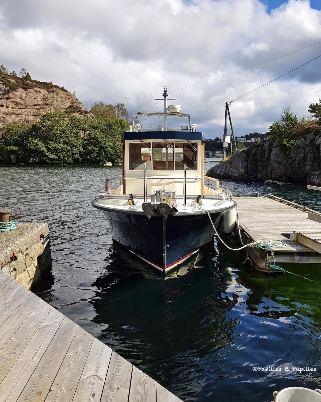 Le bateau de Mariann