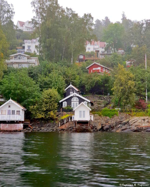 Oslo balade en bateau