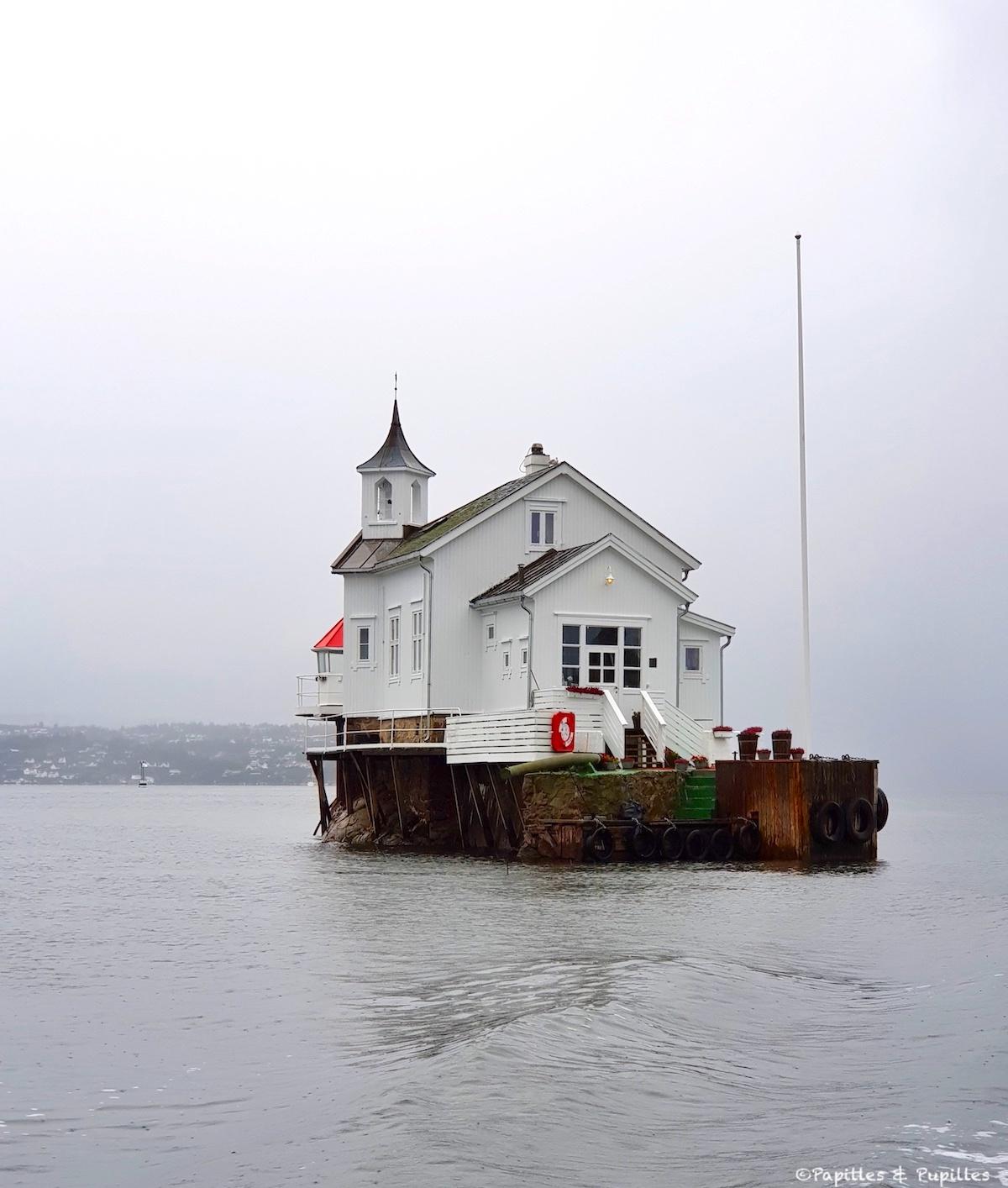Oslo, balade sur le fjord