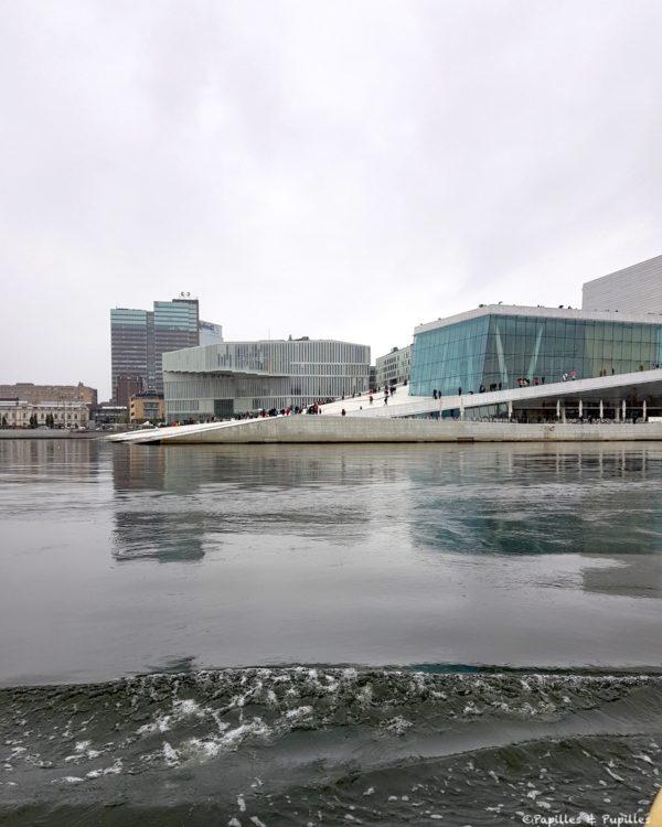 Oslo, l'opéra