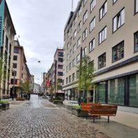 Rue d'Oslo