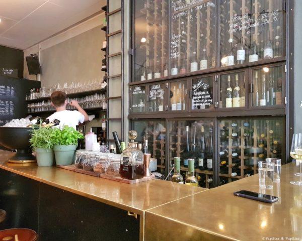 Territoriet, Le bar