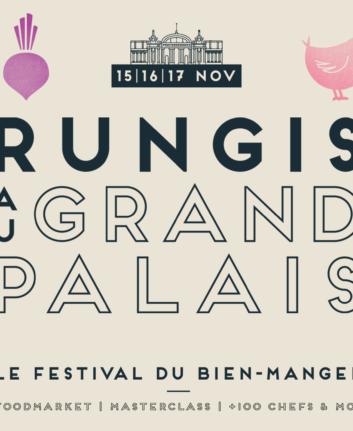 Affiche Rungis au Grand Palais