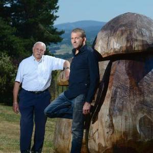 Gérard et Alain Borde