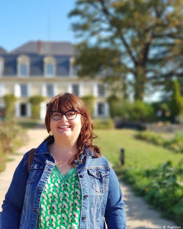 Anne, Château Guiraud