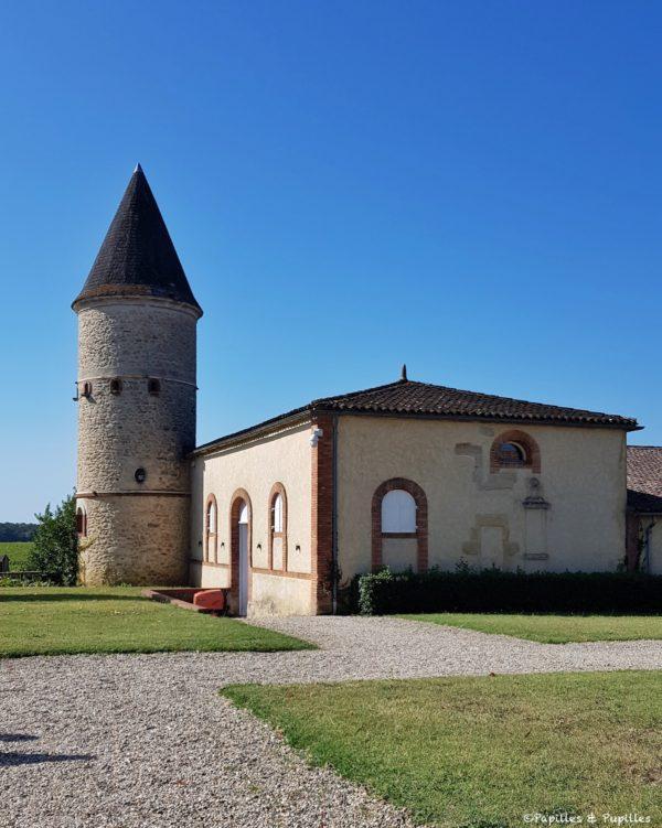 Chai,Château Guiraud