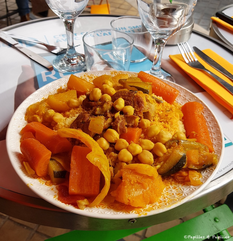 Couscous Tlemcen