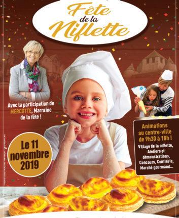 Fête de la niflette 2019 - Provins