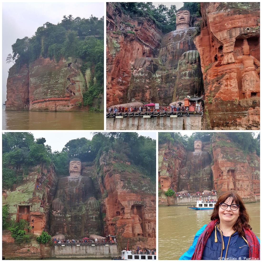 Grand Bouddha de Leshan