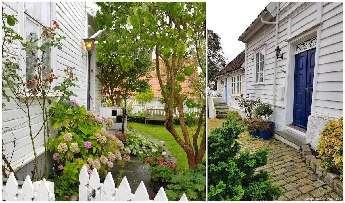 Jolies maisons en bois - Stavanger