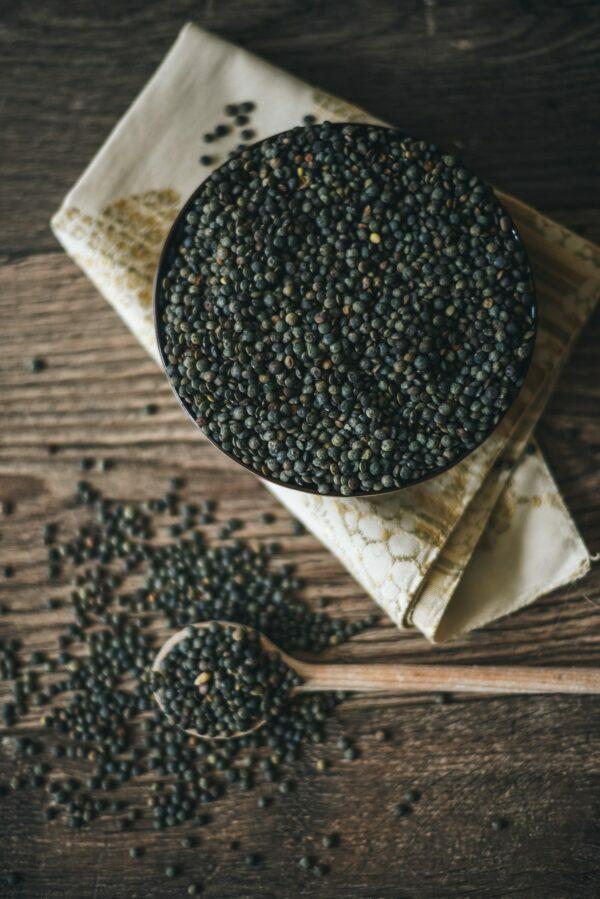Lentilles ©Gaelle Marcel on Unsplash