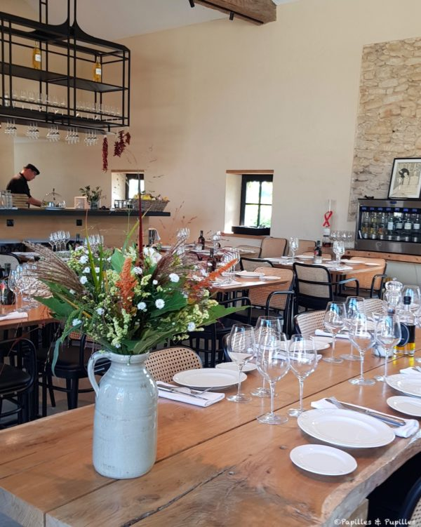 Restaurant La chapelle Guiraud