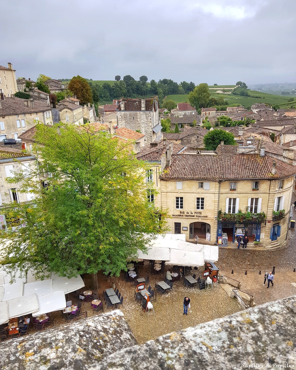 Saint Emilion - Le village