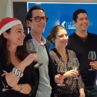 Bénédicte Martre Trocard, Thierry Lallet, Sandra Gallitre et Gil Elad