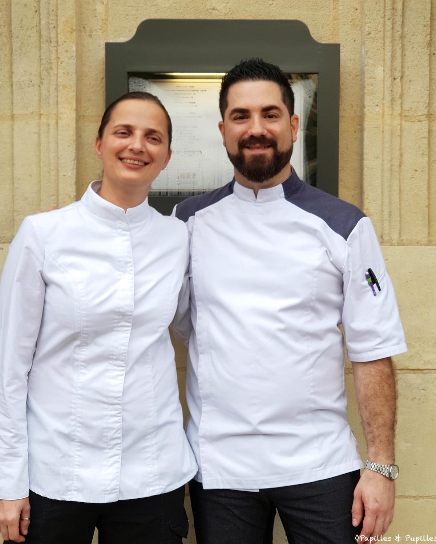 Caroline Ihry et Olivier PEyronnet