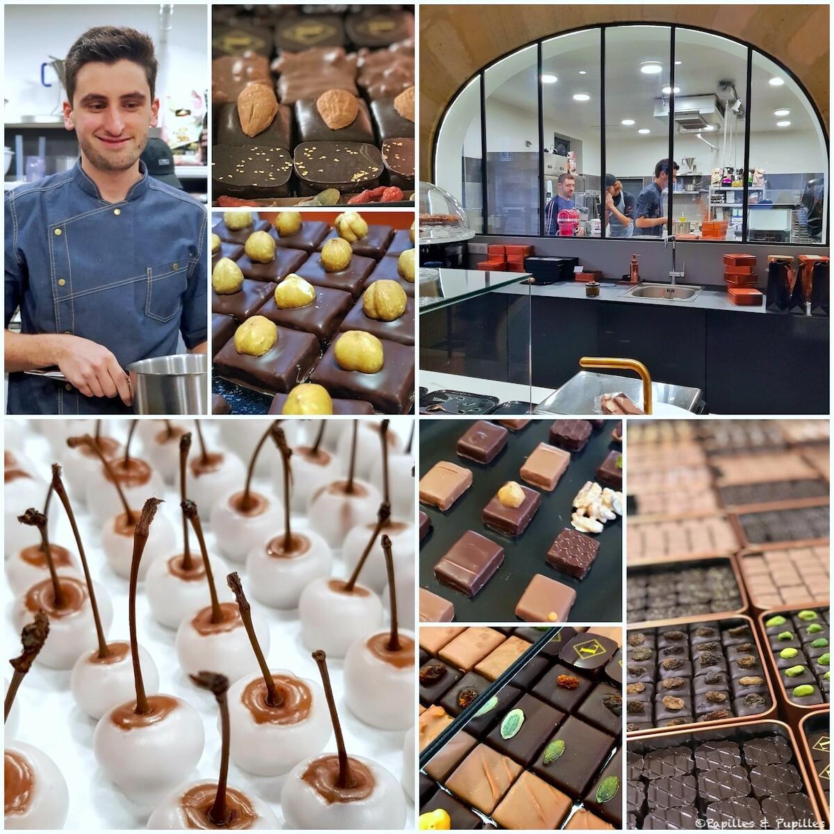 Chocolaterie Xavier Lalere