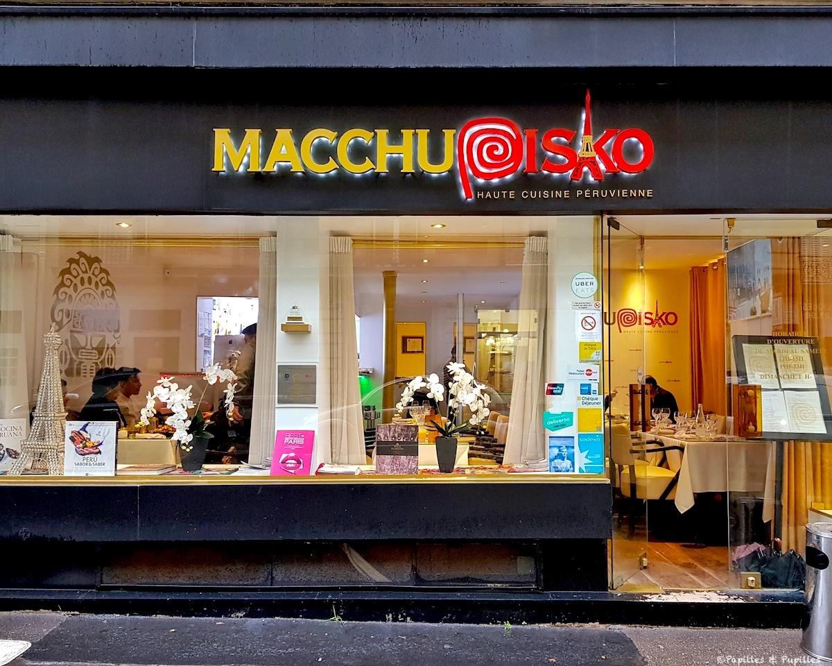 Macchu Pisko
