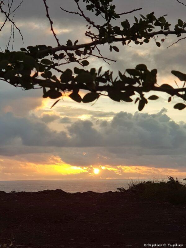 Coucher de soleil - la Réunion