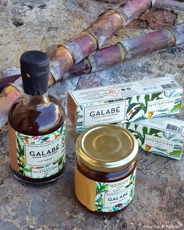 Galabé - Différents produits