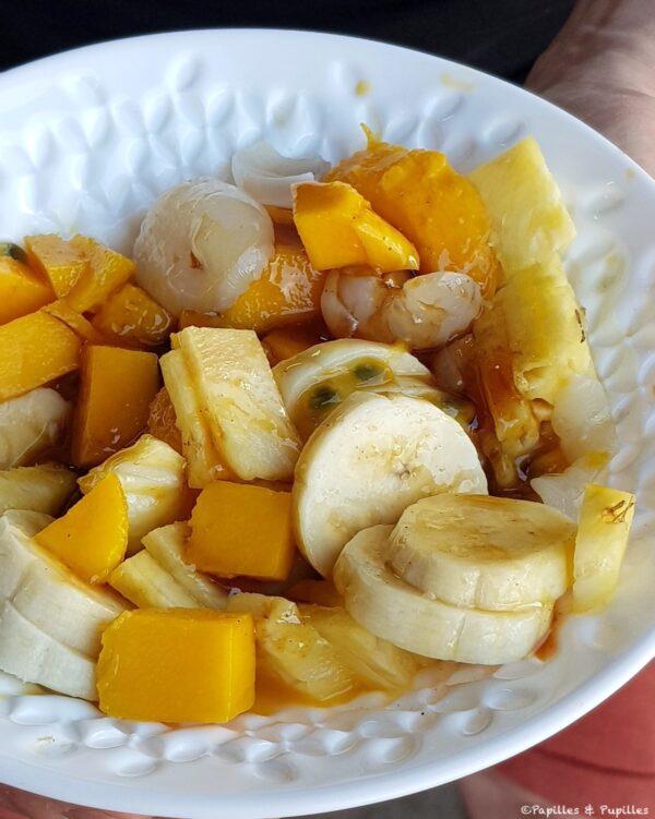Galabé - Salade de fruits