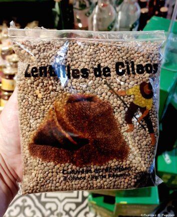 Lentilles de Cilaos - Réunion