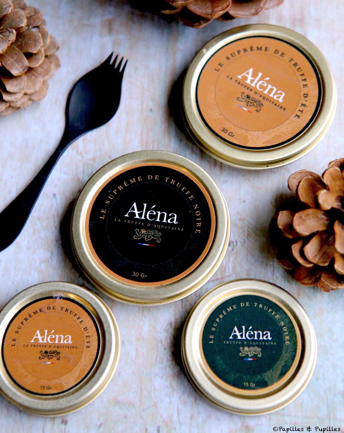 Suprême de truffe d'été et de truffe d'hiver Alena