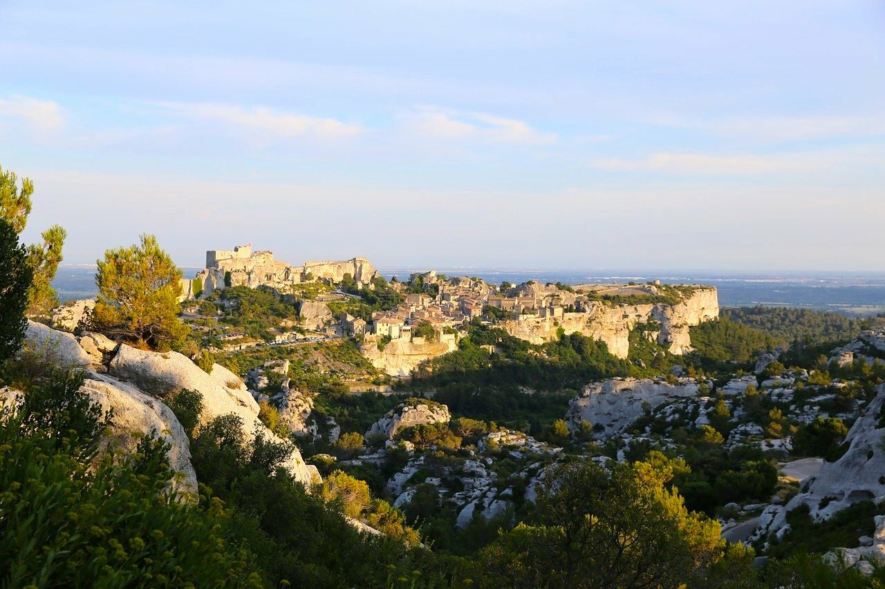 Baux de Provence ©gillac Pixabay
