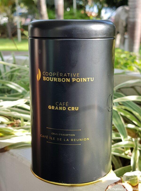 Bourbon Pointu Boite noire