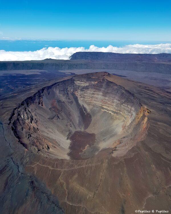 Au coeur du volcan