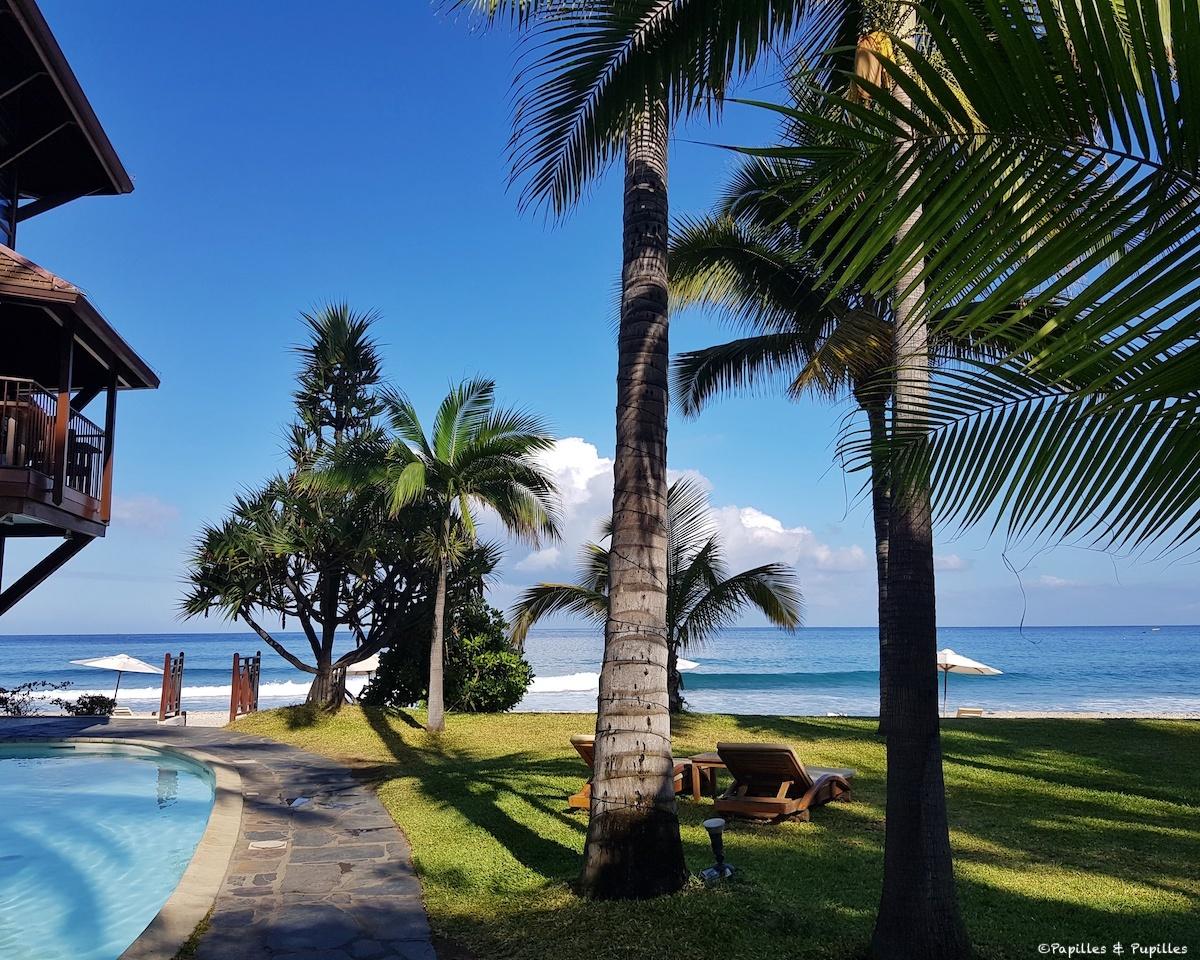 Hotel Saint Alexis Plage piscine